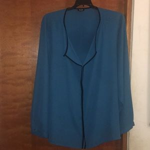 Blouse formal for office long sleeve. Used.